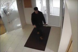 Kas pavogė piniginę su 10 tūkst. eurų?