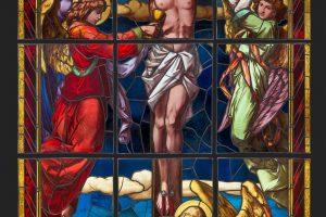 M. K. Čiurlionio muziejuje  – vieno vertingiausių vitražų Lietuvoje pristatymas