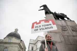 Kovo 11-ąją – nemokamos ekskursijos po sostinės senamiestį