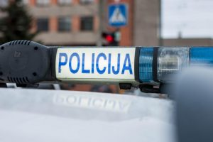 Klaipėdoje pavogtas sugedęs latvės automobilis