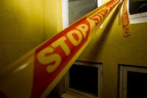 Alytaus daugiabutyje – skaudi nelaimė