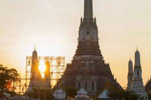 Turistų pamėgtas Londonas užleidžia gretas Bankokui