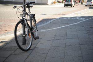 Panemunėje – dviračių žymėjimo akcija