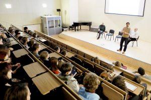 LCC tarptautiniame universitete – sąmoningumo pamokos