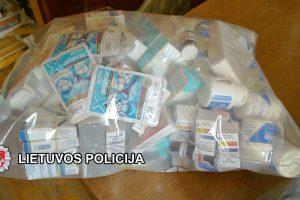 Klaipėdietis bus teisiamas dėl neteisėtos prekybos vaistais