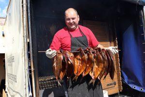 Mieste – žvejiškos tradicijos ir linksmybės