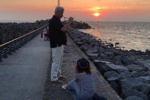 Svajonių miestui Klaipėdai – mero ir jo dukters daina