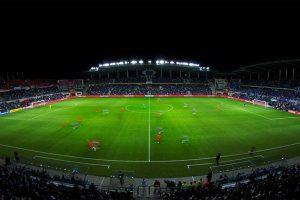 2018 metų UEFA Super taurės finalas vyks Taline