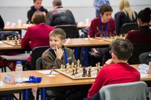 Pasaulio šachmatų mėgėjų komandiniame čempionate – VDU pergalė
