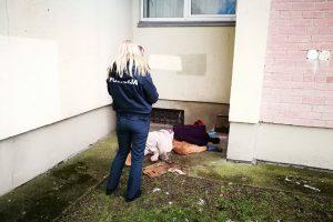 Vilniuje rastas sužaloto vyro lavonas