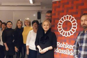 Klaipėdos licėjus bakalaureato programai ruošiasi bendradarbiaudami su suomiais