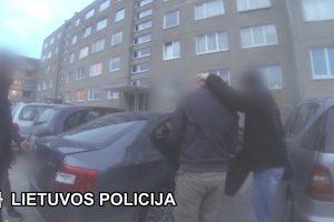 Klaipėdiečio studento pagrobėjai nustatyti per kelias valandas