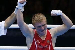 Olimpinis čempionas E. Petrauskas atskleidė sportinės karjeros užkulisius