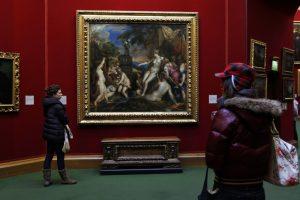 Ginkluoti plėšikai pavogė 17 paveikslų iš Veronos muziejaus