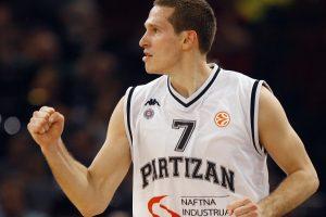 """Buvęs Šaro bendražygis: """"Žalgiris"""" primena 2010 m. """"Partizan"""""""