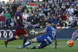 Ispanijos futbolo čempionė susigrąžino lyderės poziciją
