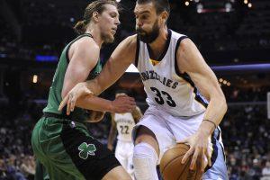 NBA žaidėjų reitingas: geriausias tarp europiečių – M. Gasolis