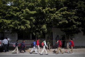 Meksikoje rasti 13 nužudytų žmonių kūnai