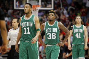 """""""Celtics"""" atsidūrė ties prarajos riba"""