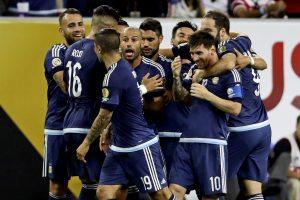 """Argentina – pirmoji """"Copa America Centenario"""" finalininkė"""
