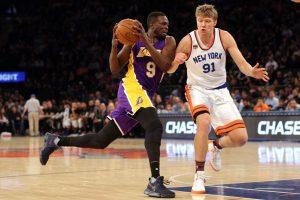 """M. Kuzminskas pralaimėtose """"Knicks"""" rungtynėse buvo nerezultatyvus"""
