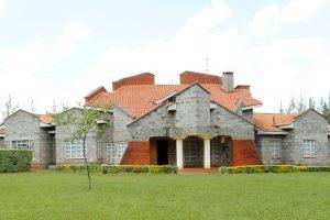 Kenijoje užpulti viceprezidento namai
