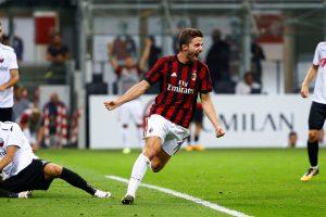 """Europos lyga: """"Milan"""" smaginosi triuškindamas """"Trakų"""" skriaudikus"""