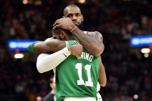 """NBA: """"Cavaliers"""" ir """"Celtics"""" pergalės"""