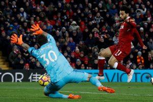 """""""Liverpool"""" puolėjo šou: keturi smūgiai, keturi įvarčiai"""