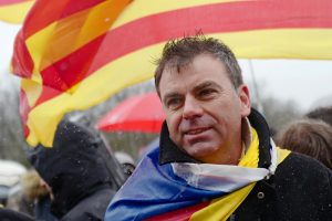 Vokietijos prokuratūra prašo leisti C. Puigdemontą išduoti Ispanijai