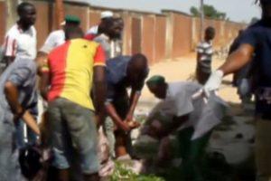 Nigerijoje mirtininkų sprogdintojų ataka nusinešė daugiau kaip 60 gyvybių