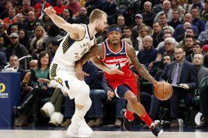 """Krepšininko D. Sabonio indėlis į """"Pacers"""" pergalę – 11 taškų"""