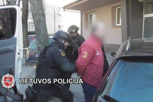 """""""Aras"""" sulaikė pasikėsinimą į prokurorą organizavusius vyrus (vienas jų – advokatas)"""