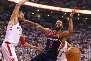 """NBA: J. Valančiūno dvigubas dublis ir """"Raptors"""" pergalė"""
