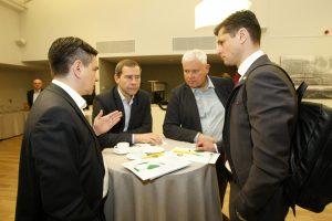 Uostamiestyje vykusiame futbolo forume pažvelgta į situaciją regionuose