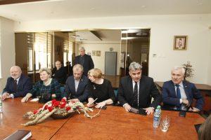 Dėl Klaipėdos universiteto likimo nerimauja ir seimūnai