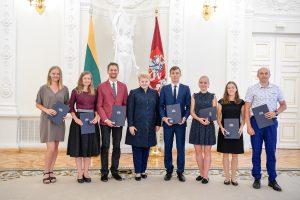 Kurčiųjų olimpinių žaidynių sportininkams skirtos padidintos premijos