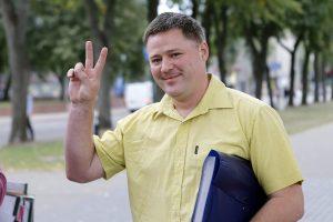V. Titovas turėtų išvykti iš Lietuvos?