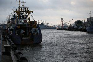 Nesutarimai dėl kvotų žvejybos nestabdys