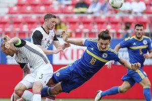 Bosnijos ir Hercegovinos futbolo rinktinė – turnyro Japonijoje finale