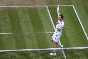 Vimbldono teniso turnyre – A. Murray pergalė