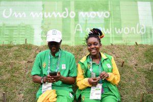 Be medalių iš Rio grįžusią Zimbabvės olimpinę rinktinę liepta areštuoti