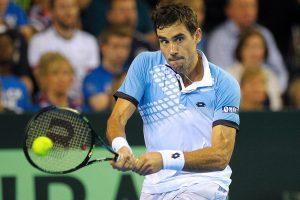 Daviso taurės teniso turnyro finale – Argentinos ir Kroatijos rinktinės