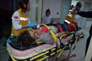 Turkijoje per autobuso avariją nukentėjo mažiausiai 26 turistai