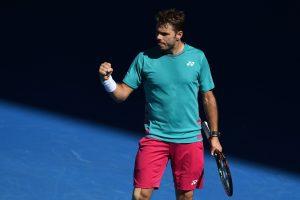 """S. Wawrinka – """"Australian Open"""" pusfinalyje"""