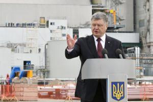 Bevizį režimą su ES gavusi Ukraina galutinai įformino skyrybas su Rusija