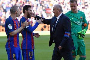 """Barcelona"" tempo nemažina – pergalė prieš ""Villarreal"""