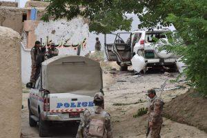 Pakistane galingas sprogimas užmušė mažiausiai 25 žmones