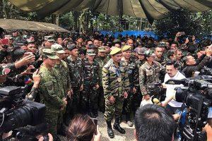 Per policijos reidus Filipinuose nušautas vieno miesto meras ir dar 13 asmenų
