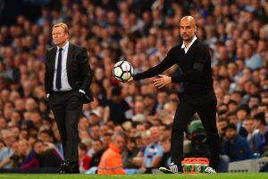 """""""Man City"""" vos iškovojo tašką su """"Everton"""""""
